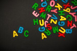 letras idiomas